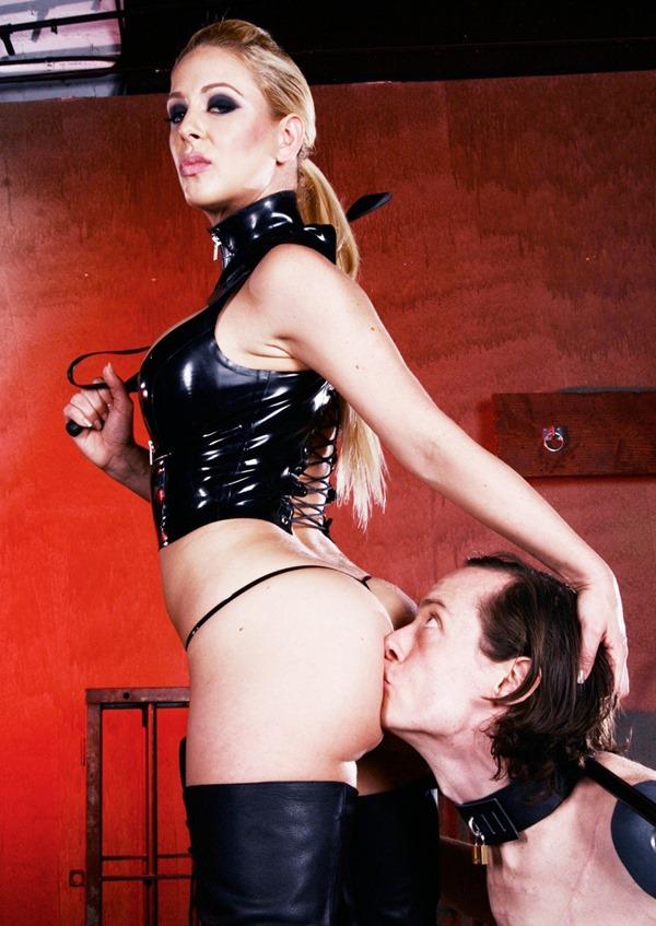 Mistress Cherie DeVille ass worship