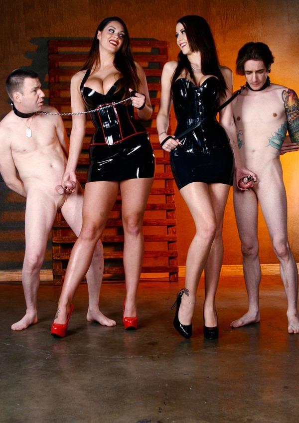 slave boys and control them
